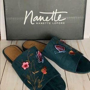 Nanette Lepore Slides